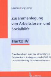 Hartz Iv Das Neue Sozial Und Arbeitsrecht Fachbuch Neuer Weg