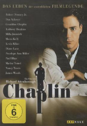 Chaplin, Film (DVD) von Richard Attenborough