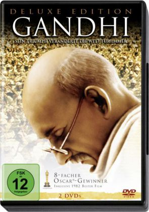Gandhi, Deluxe Edition, 2 DVDs von Richard Attenborough