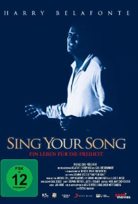 Sing Your Song, 1 DVD. Von Susanne Rostock