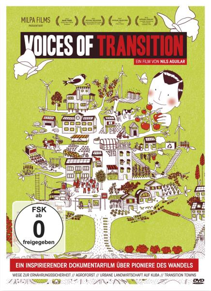 Voices of Transition. Film (DVD) Von Nils Aguilar