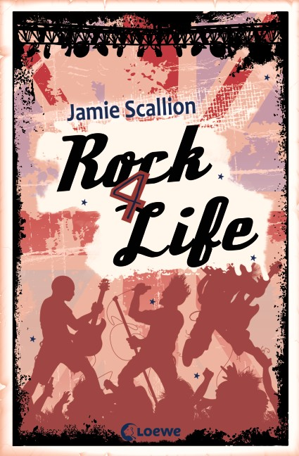 Rock 4 Life. Von Jamie Scallion