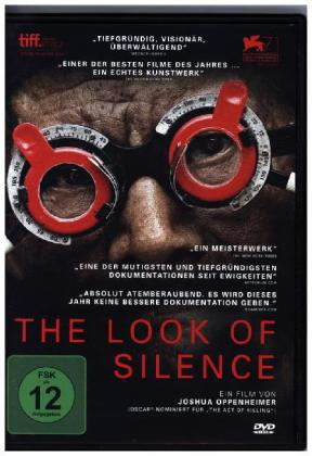 The Look of Silence. Film (1 DVD) von Joshua Oppenheimer