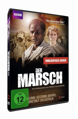 Der Marsch, Film (1 DVD) von David Wheatley