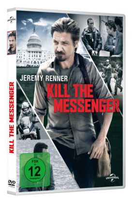 Kill the Messenger, 1 DVD  Regie Michael Cuesta