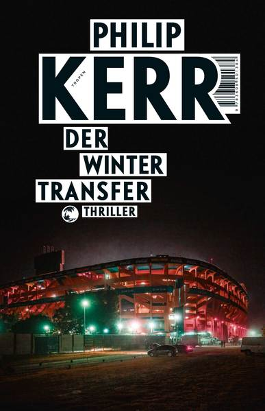 Wintertransfer. Von Philip Kerr