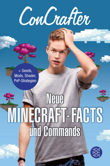 ConCrafter - Neue Minecraft-Facts und Commands. + Seeds, Mods, Shader, PvP-Strategien. Von ConCrafter