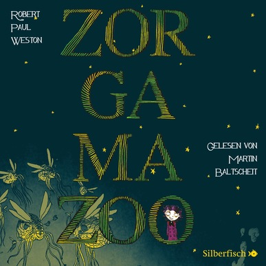 Zorgamazoo, 3 Audio-CDs. Von Robert P. Weston
