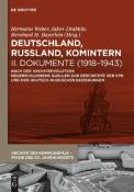 978-3-11-033976-5;Albert-Deutschland, Russland, Komintern.jpg - Bild