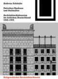 978-3-0356-1120-5;Schätzke-ZwischenBauhausUndStalinallee.jpg - Bild