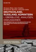 978-3-11-030098-7;Weber-DeutschlandRusslandKomintern.jpg - Bild