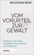 978-3-451-38596-4;Benz-VomVorurteilZurGewalt.jpg - Bild