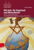 978-3-525-56485-1;Berger-MitGottFürVaterlandUndMenschheit.jpg - Bild