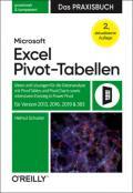 978-3-96009-152-3;Schuster-MicrosoftExcelPivot-Tabellen.jpg - Bild